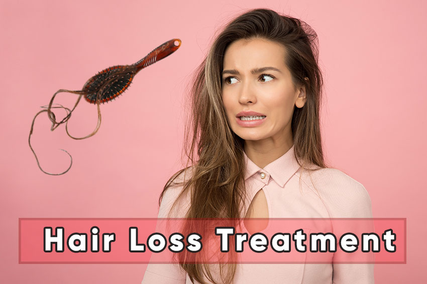 Treatments For Alopecia Areata And Hair Loss