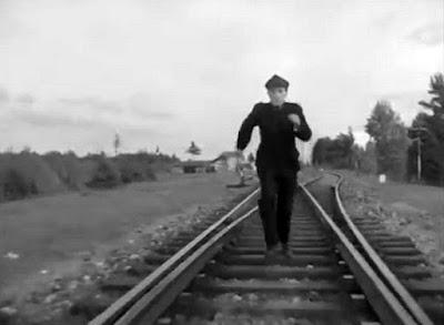 jerzy block pociągi