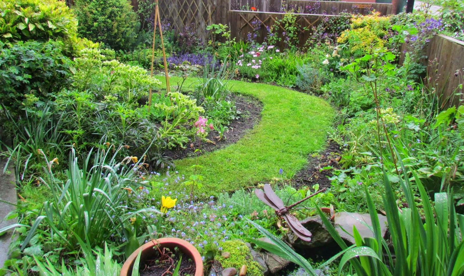 Woodlouse House: The Wet Garden on Landscaping Ideas For Wet Backyard id=39649