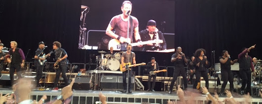 Top 5 Bruce Springsteen cover songs from the Australia and New Zealand tour