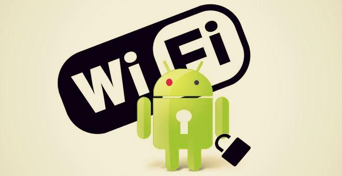 hackear claves wifi en Android