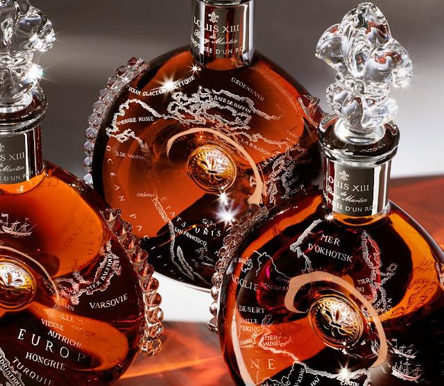 Louis Cognac Bottle