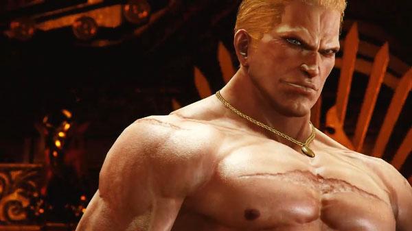 Geese Howard Tekken 7