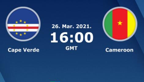 بث مباشر مباراة الكاميرون وكاب دي فيردي