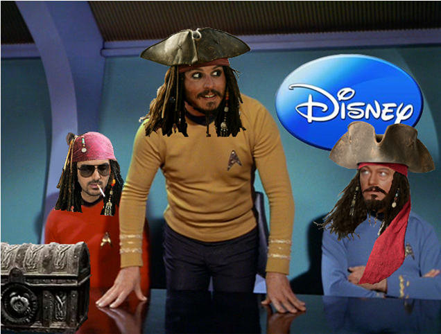 Image result for star trek pirates