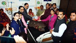 Jaunpur  समाजसेविका मनराजी देवी की मनायी गयी पुण्यतिथि
