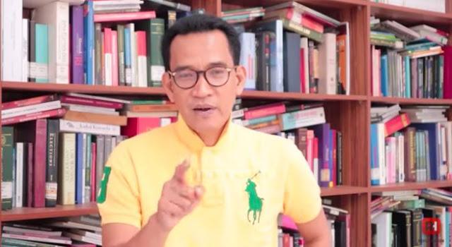 Gatot Nurmantyo Diusir, Refly Harun: Kalau Demo Itu Digerakkan Unsur Negara, Itu Berat