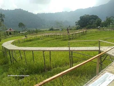 Panatapan Sabah Simelir, Wisata Baru Yang Wajib Kamu Kunjungi Di Langkat