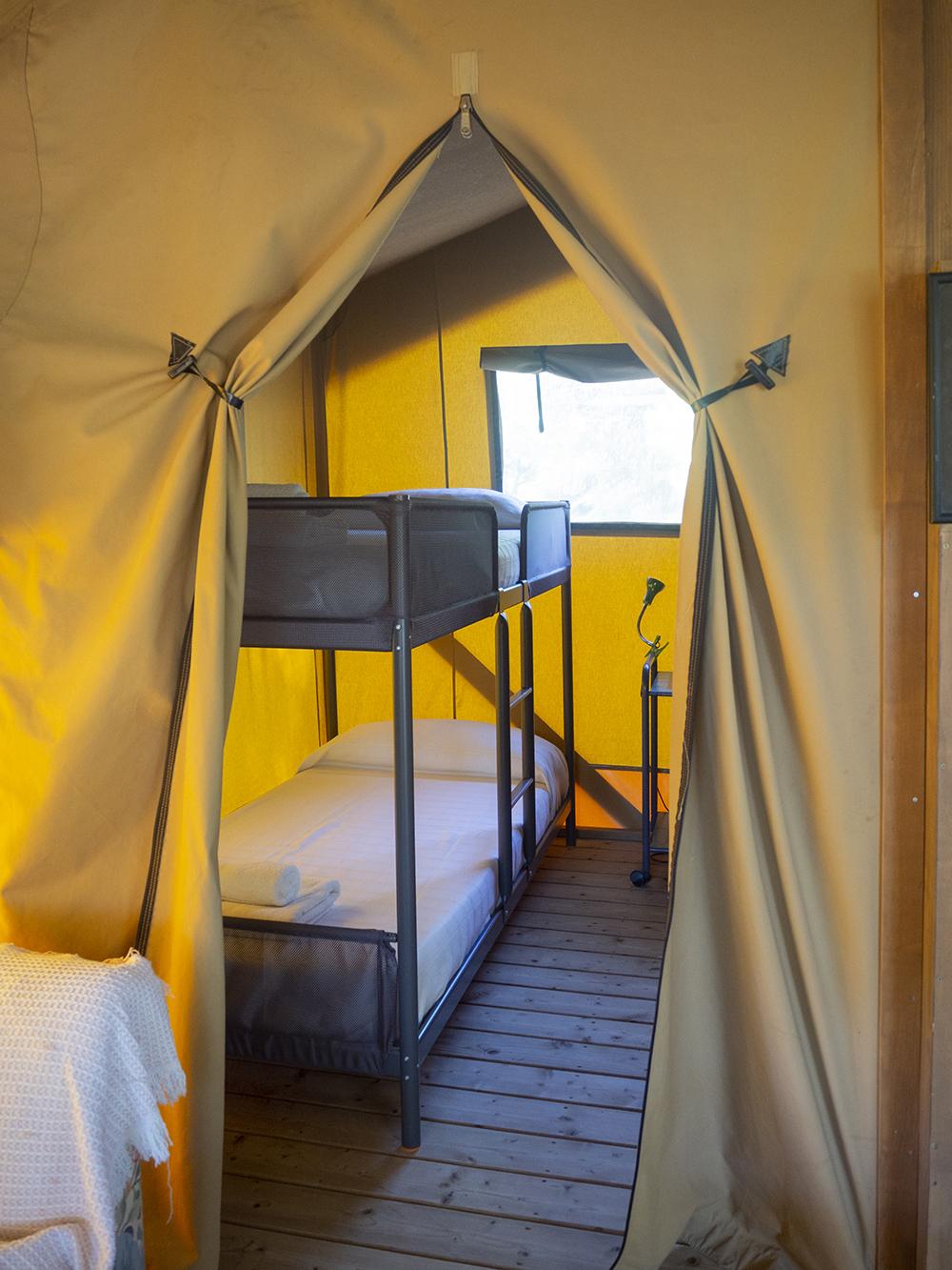 Jabalina Country Tents: Glamping en la Dehesa de las Yeguas de Cádiz_16