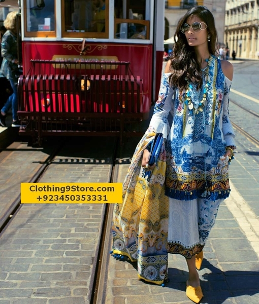 Shehila Chatoor Eid Collection 2017 by Shariq