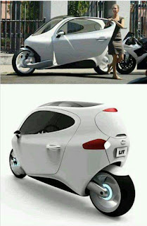 Latest Technology:Check Out This Bike