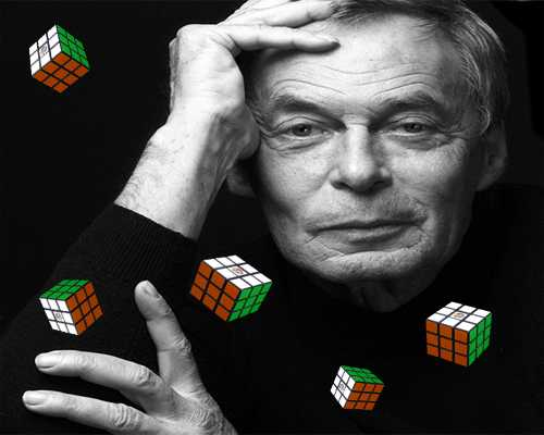 Erno Rubik - Jadi Jutawan dari Permainan Asah Otak