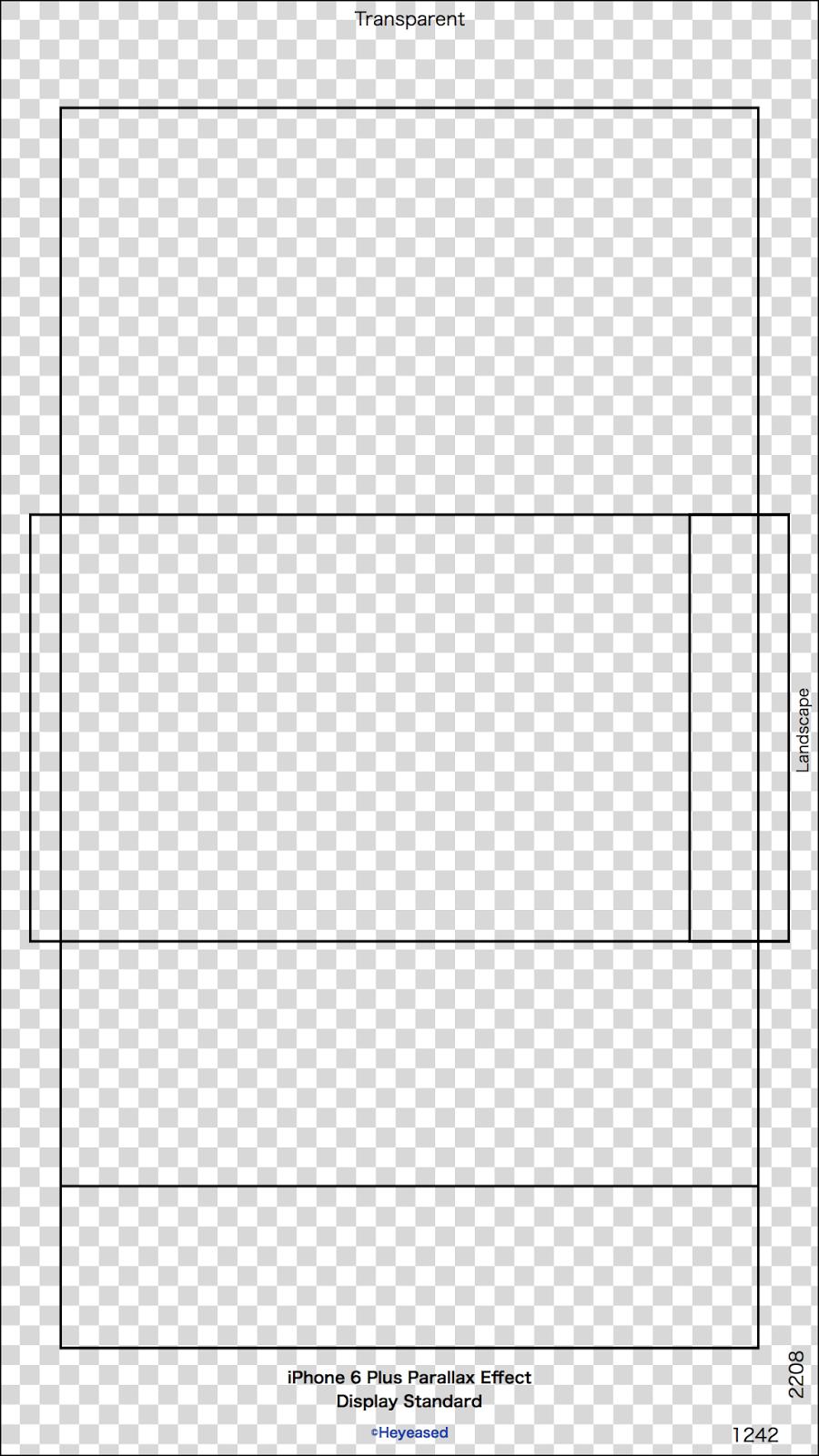 埋まってるから掘るんです Iphone 6 6 Plus壁紙テンプレシリーズ第2弾 不思議なiphone壁紙のブログ