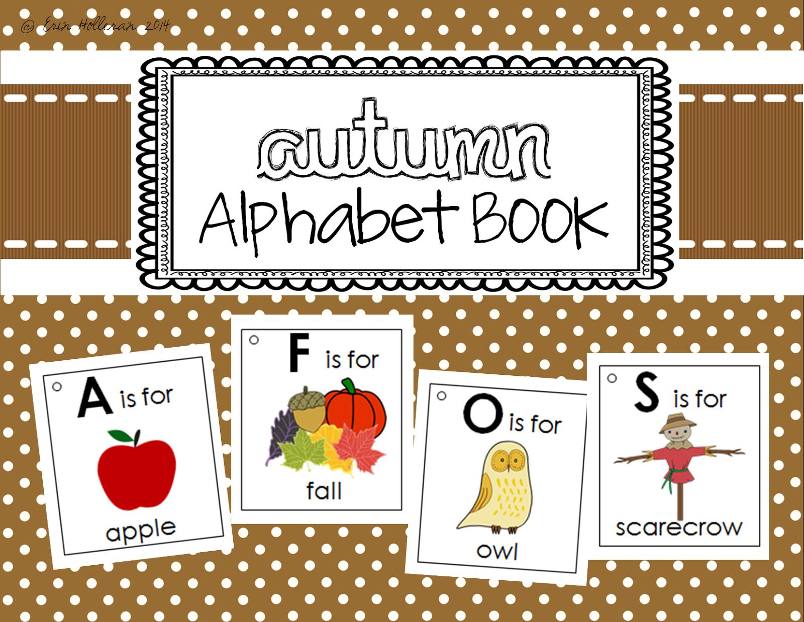 Preschool Ponderings Preschool Activities For Autumn