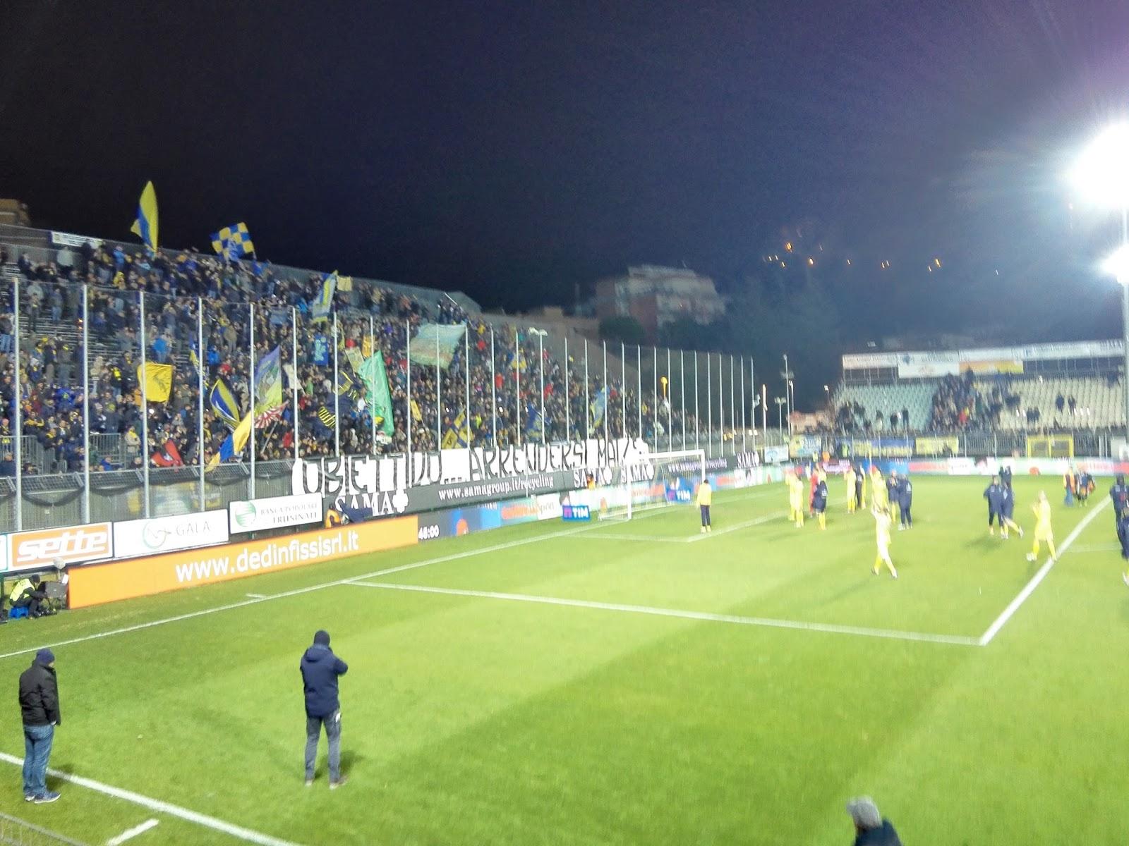 50a03d58f8a1 23rd January Frosinone 0 Atalanta 0 Serie A 7