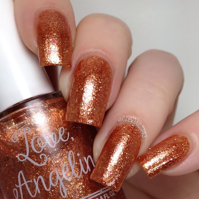 Love, Angeline-Pumpkin Spiced Love