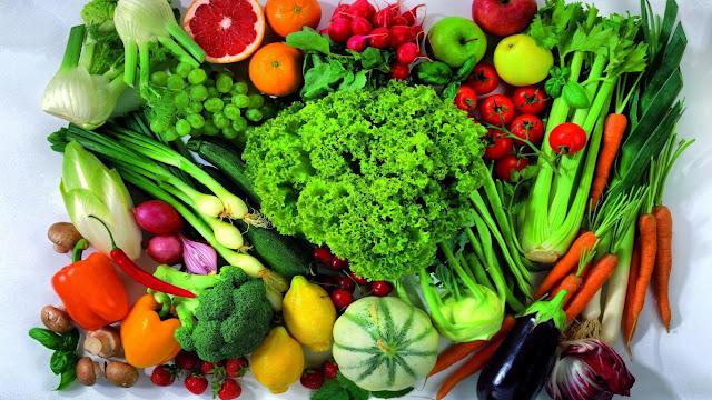vitamin B6 banyak ditemukan pada sayur dan buah
