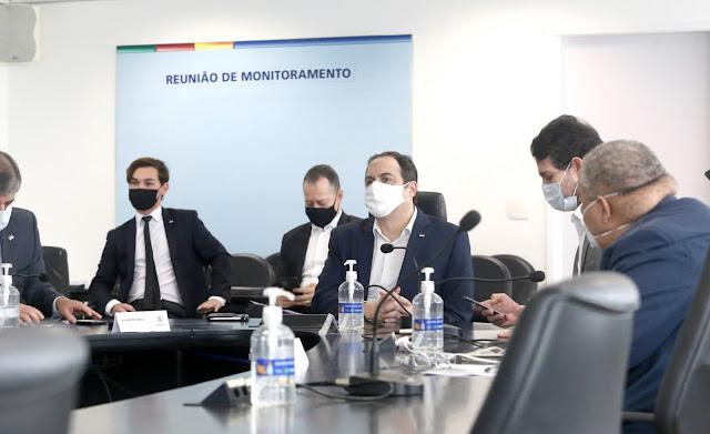 Pernambuco tem o primeiro trimestre menos violento em sete anos