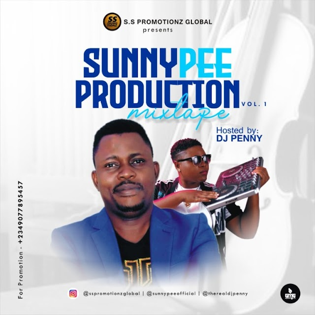 Mixtape: Sunny Pee Production Mixtape Vol. 1 - DJ Penny