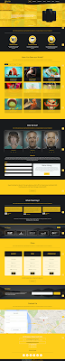 Pluton Free Single Page Bootstrap Template