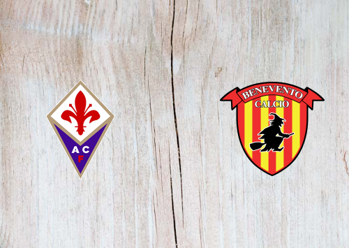 Fiorentina vs Benevento -Highlights 22 November 2020