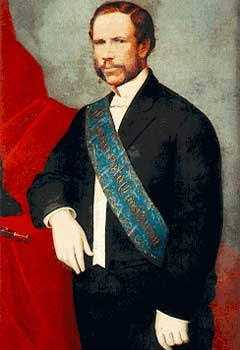 Presidente Javier Espinosa y Espinosa
