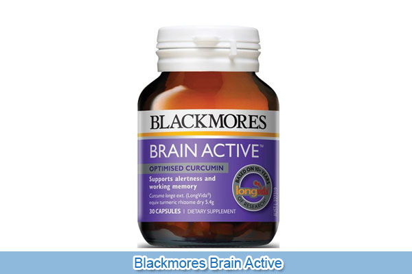 Blackmores Brain Active