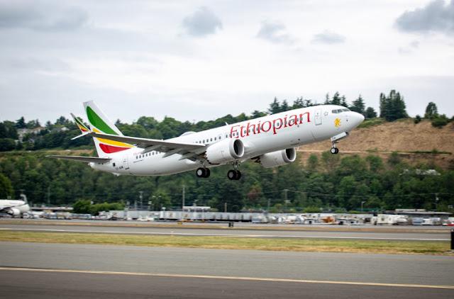 Ethopian Airline flight 302