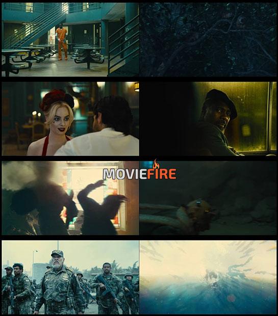 The Suicide Squad (2021) 1080p