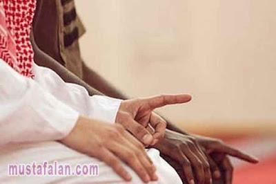 doa setelah sholat berjamaah di masjid