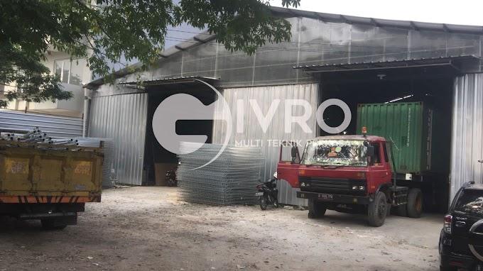 Distributor Pagar Brc Galvanis Kota Tangerang