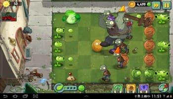 تحميل لعبة Plants vs Zombies 2 كاملة ميديا فاير