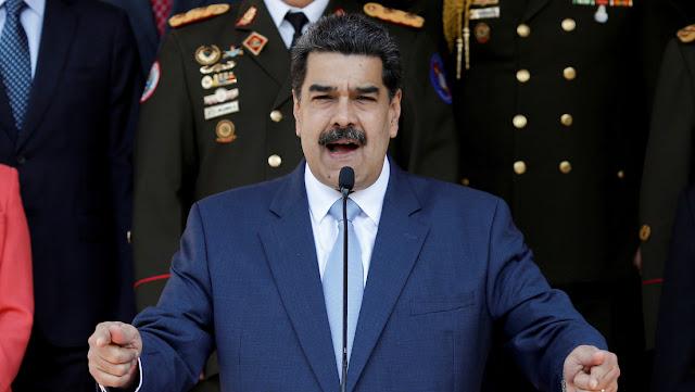 """Maduro denuncia la conformación de """"nuevos grupos mercenarios"""" en Colombia para atacar a Venezuela"""