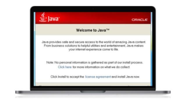 تحميل Java Runtime Environment 64-bit التحديث الجديد للويندوز