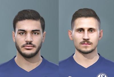 PES 2020 Schalke04 Facepack by Viktor S.