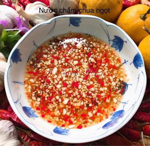 Những cách pha nước chấm tuyệt ngon, mang đến vị ngon trọn vẹn cho mỗi món ăn