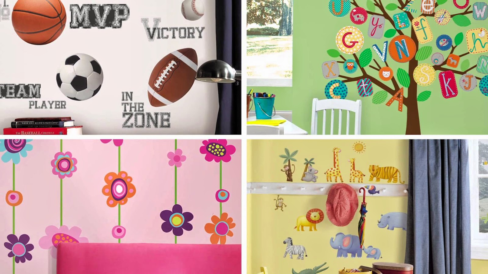 Best Decorating Tips For Your Child's Playroom