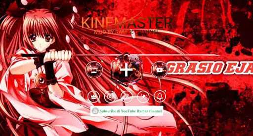 Kinemaster APK MOD Anime