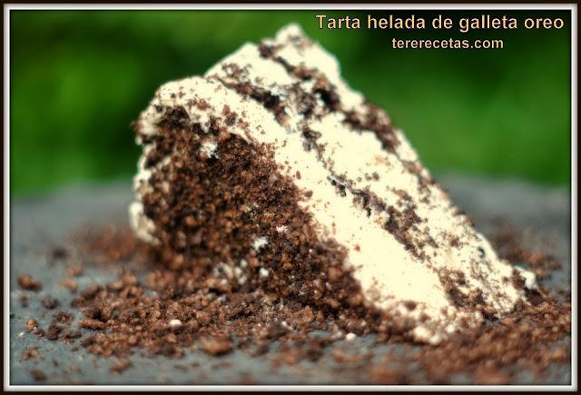 tarta helada galletas oreo 04