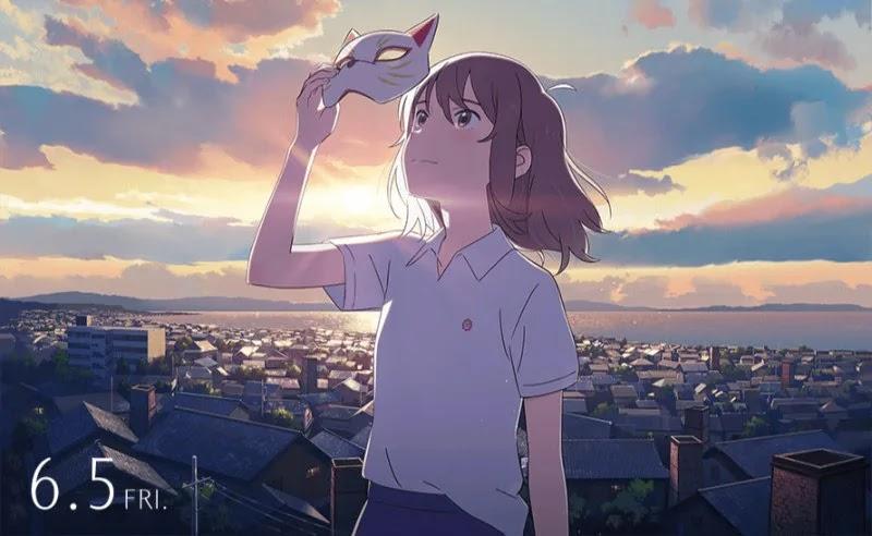 Film Nakitai Watashi wa Neko o Kaburu Resmi Ditunda