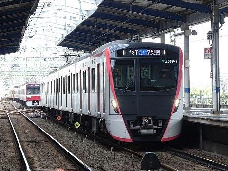 【史上初!?】都営5500形の京急川崎行きのエアポート急行