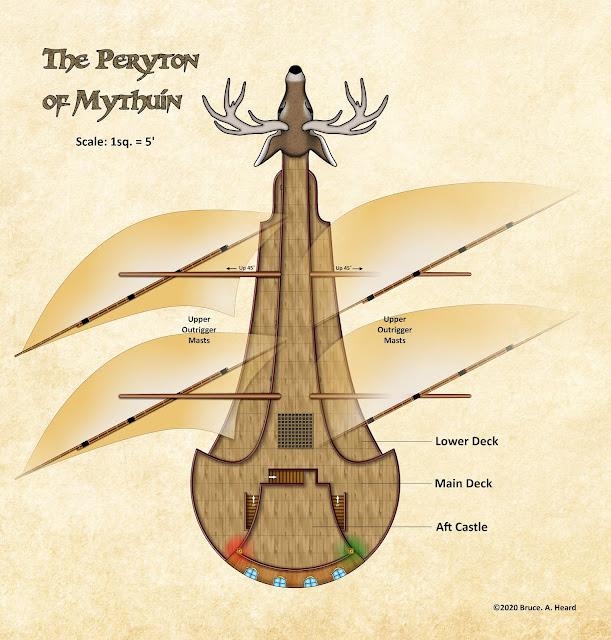 Calidar, skyship, Alfdain