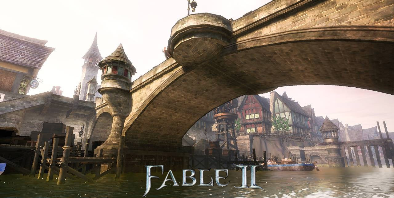Blogstrum: What I'd Like to See in a Remastered Fable 2