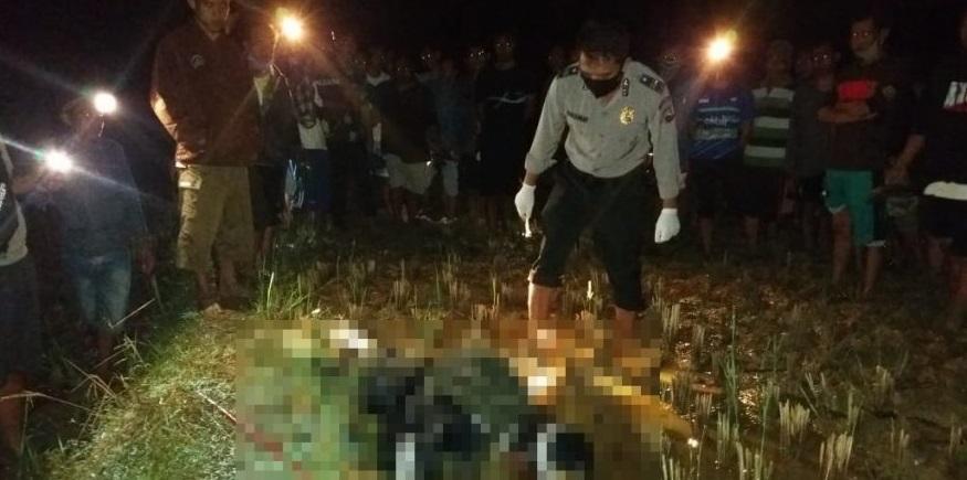 Pencari Belut Temukan Mayat di Rembang Purbalingga, Begini Kronologinya