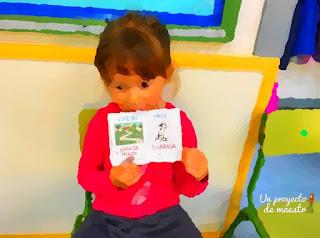 creamos libros informativos y desarrollamos la expresión oran en infantil 3 años.