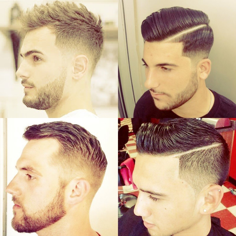 5 Hot High Fade Comb Over Haircuts For Men Hairstyles