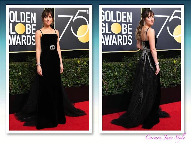 1236e50cb6 En esta ocasión se decantó por un vestido de encaje negro