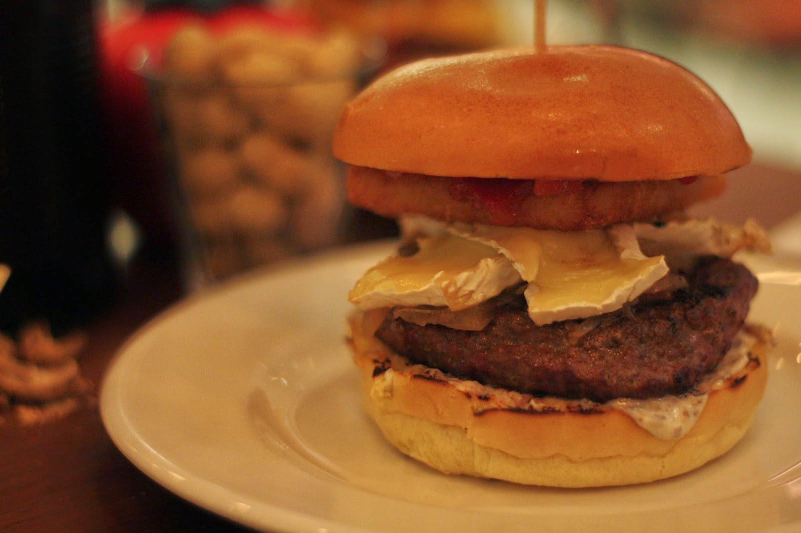 Gourmet Burger Kitchen in Mailbox, Birmingham