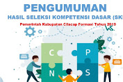 Daftar Peserta SKD yang Lulus Ke Tahap Tes SKB Pemkab Cilacap CPNS 2019-2020