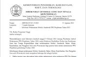 Informasi Pelaksanaan Seleksi Akademik PPG Prajabatan Tahun 2021